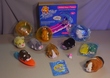 Toy Hamster Collection 1
